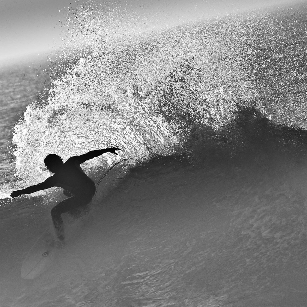 Splash - photographie surf Biarritz