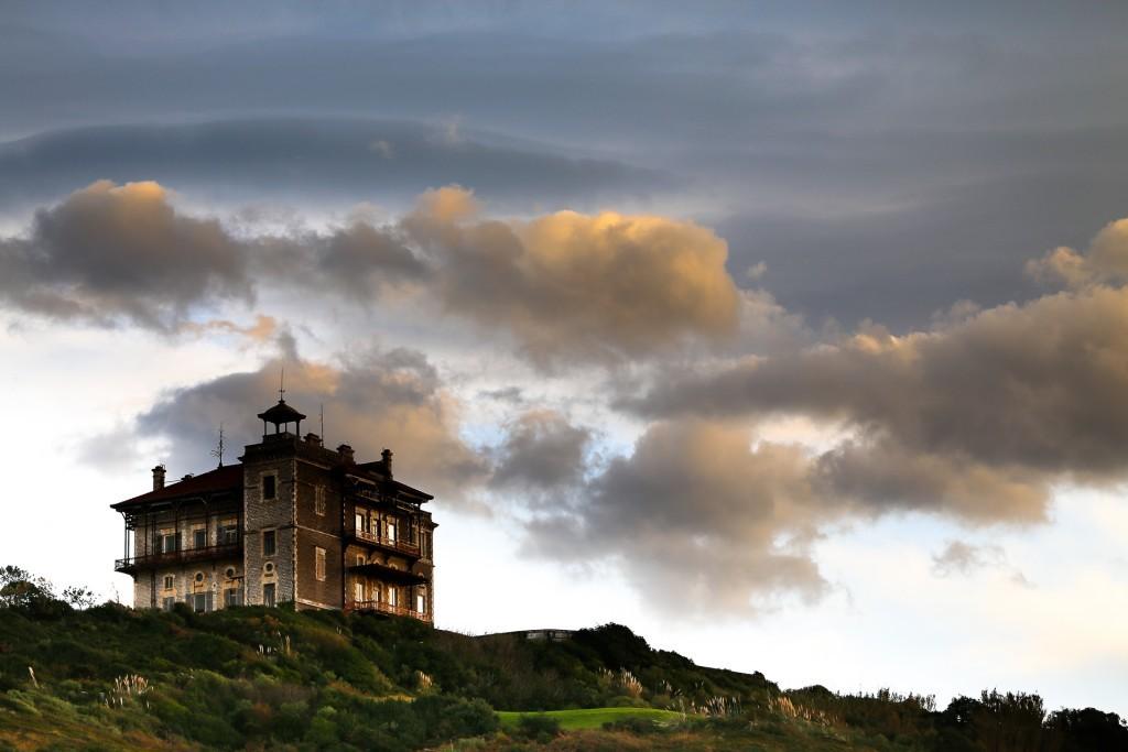 chateau Ilbarritz