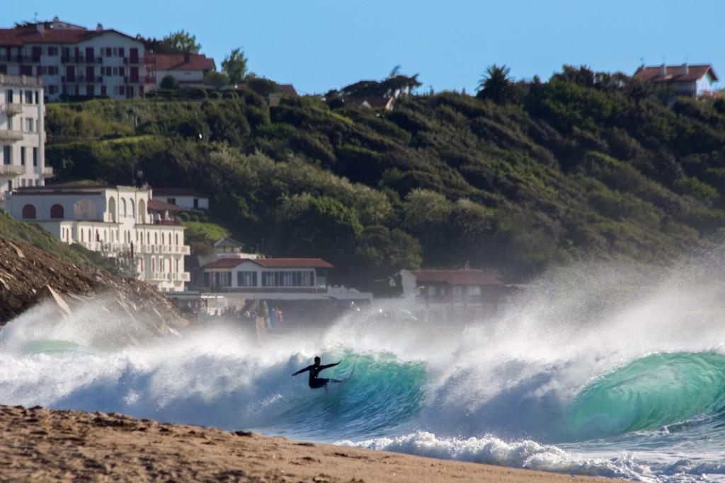 surf bidart port de guetary