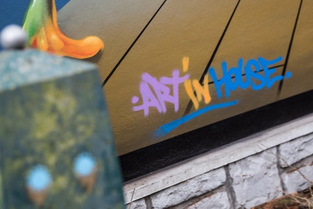 Le Street-art à l'honneur