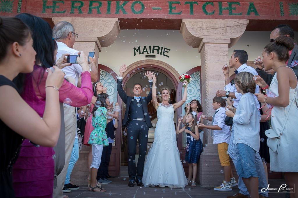 Mariage à Bidart au Pays Basque