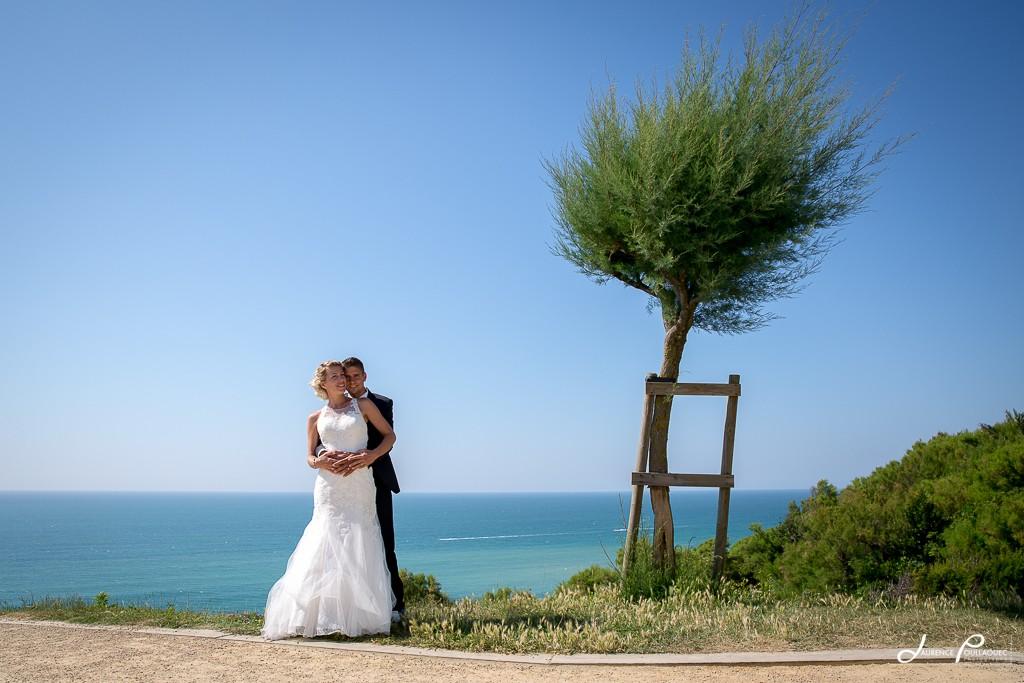 mariage cote basque chapelle de la madeleine bidart