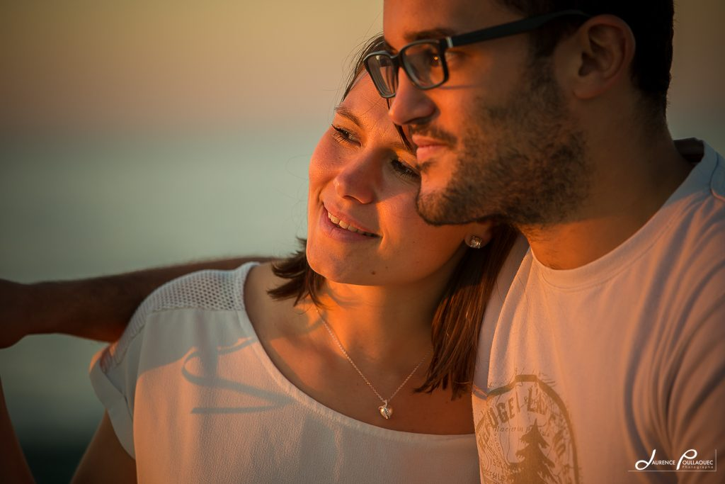 seance engagement photographe anglet
