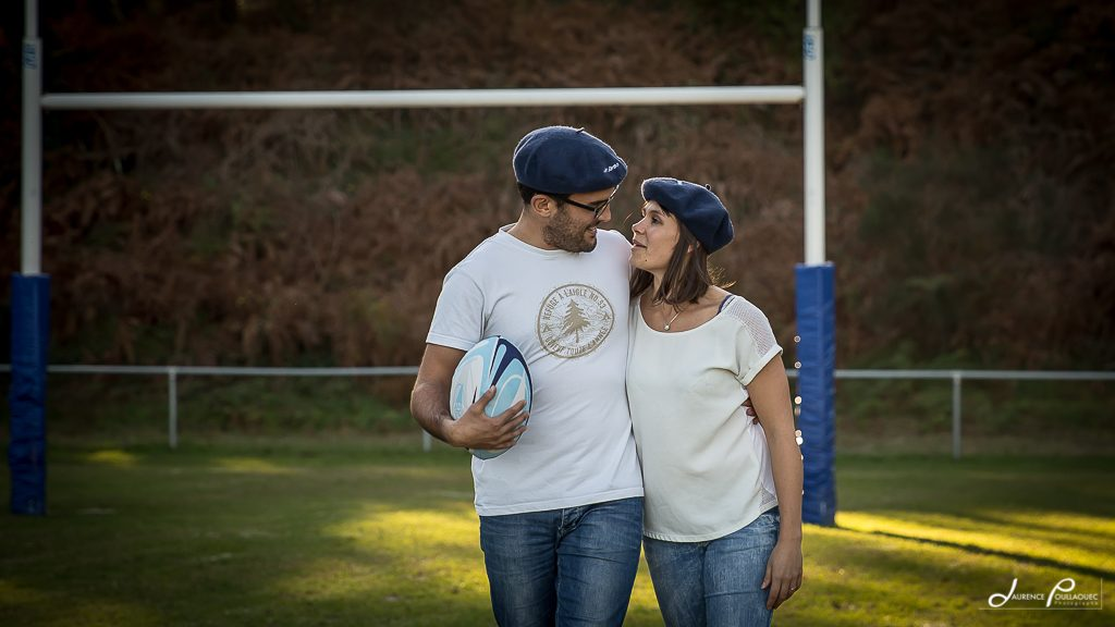 seance couple rugby cote basque
