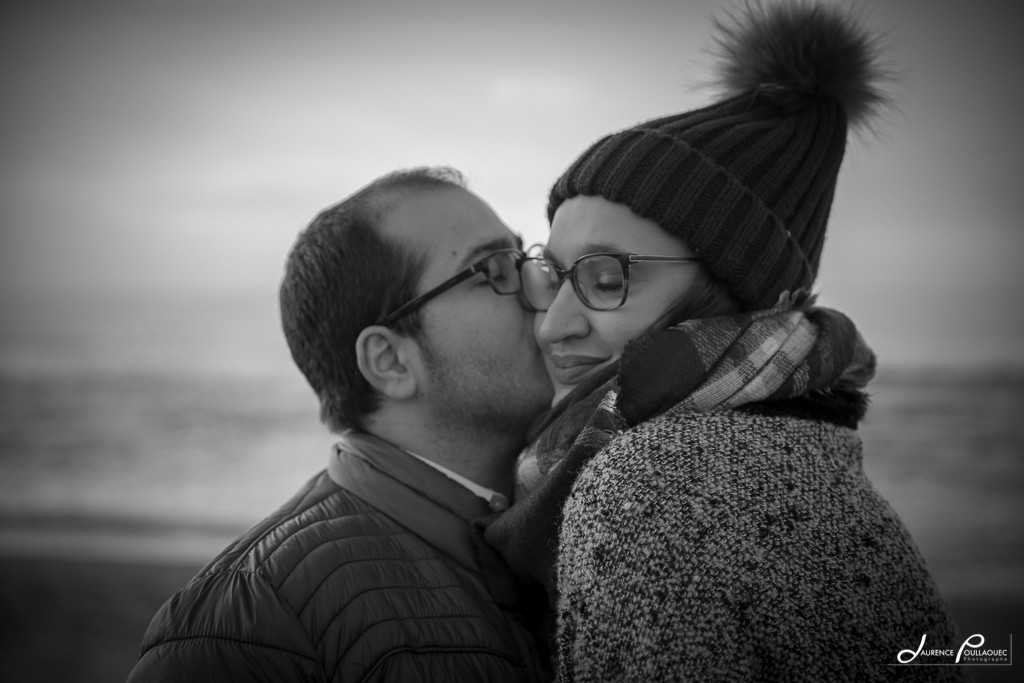 mariage traditionnel bidart hiver photographe laurence poullaouec