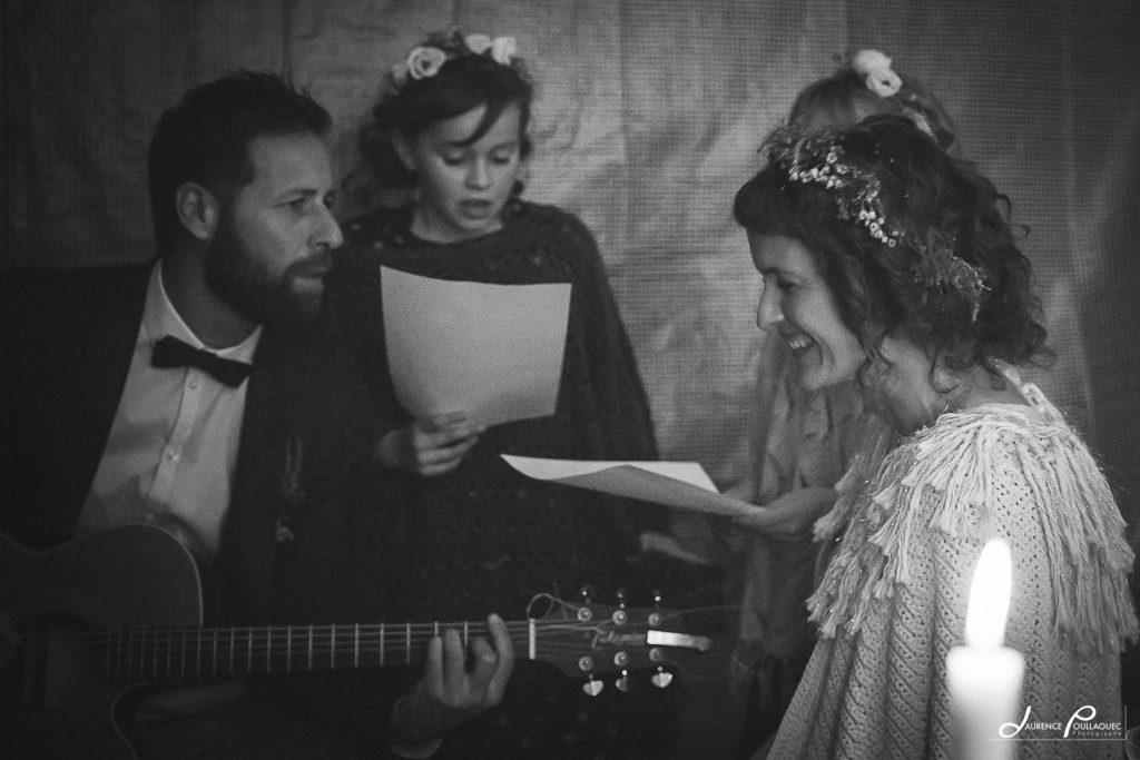 animation musique reception mariage