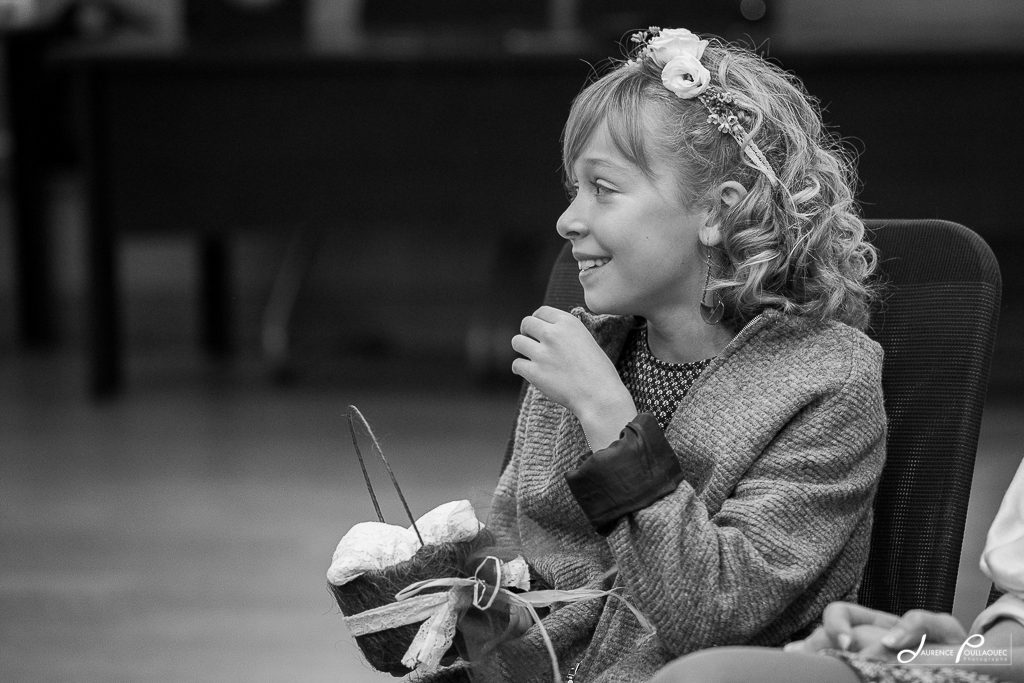enfant ceremonie mariage pays basque