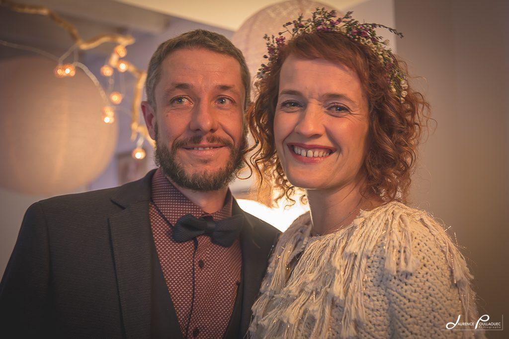portrait couple mariage