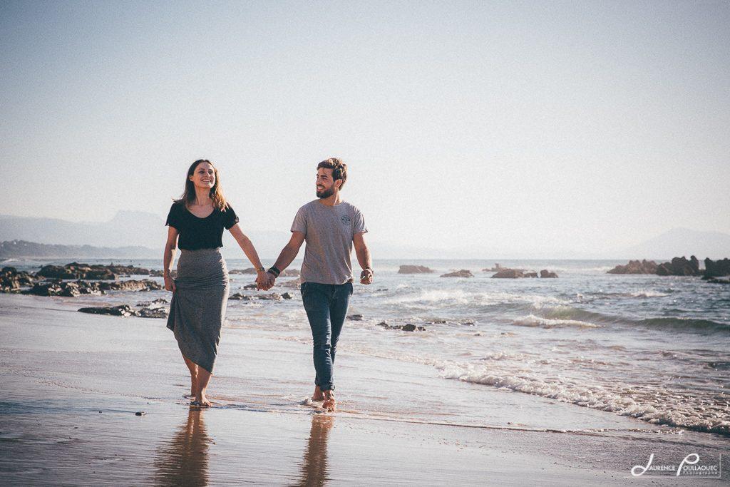 photographe couple famille pays basque