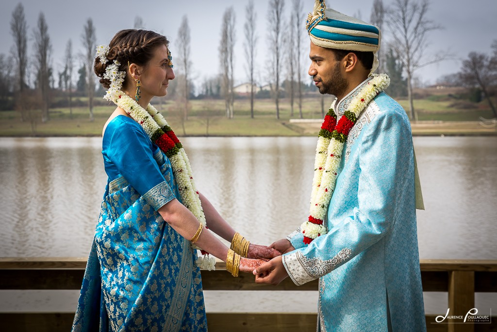 mariage-franco-indien-landes-couple-maries