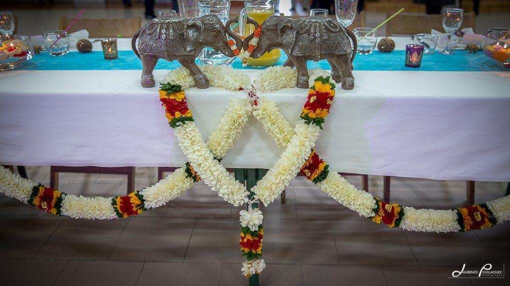 reception mariage franco indien landes pays basque