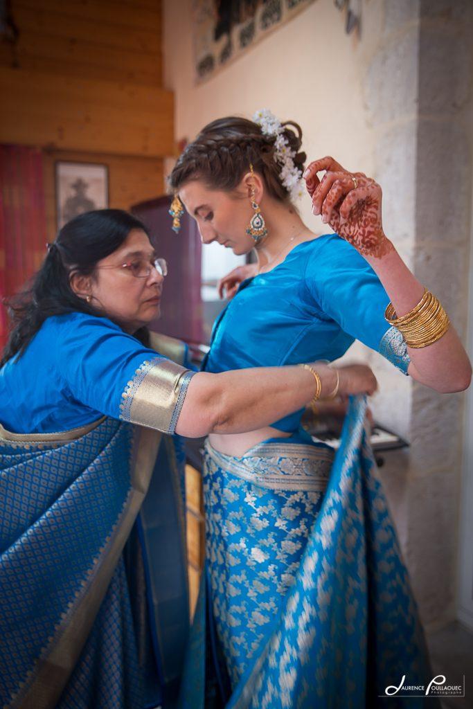 sari mariage franco indien landes pays basque