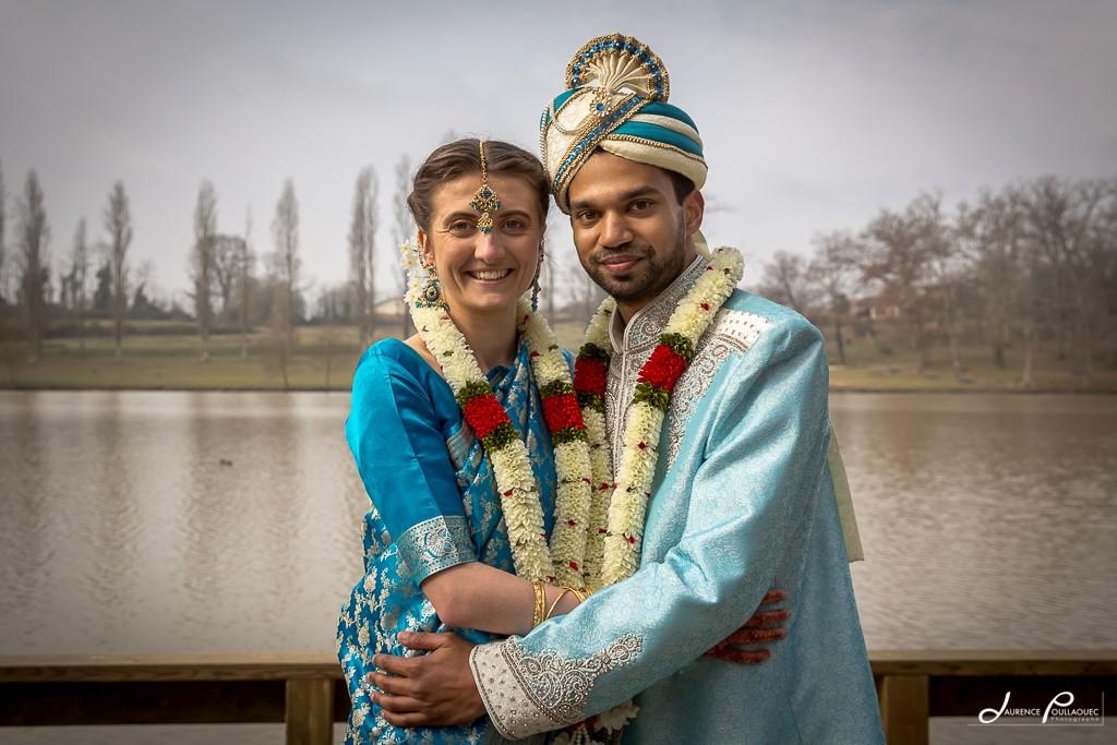 Mariage franco indien dans les Landes