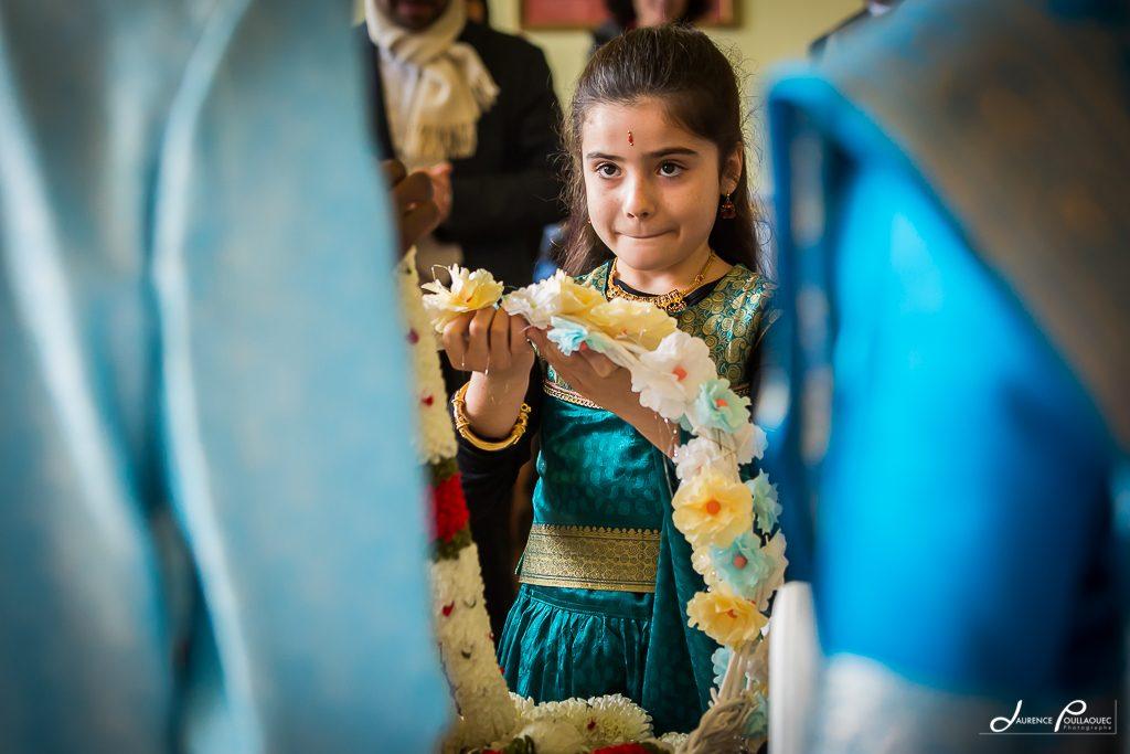 ceremonie couronne mariage franco indien landes pays basque
