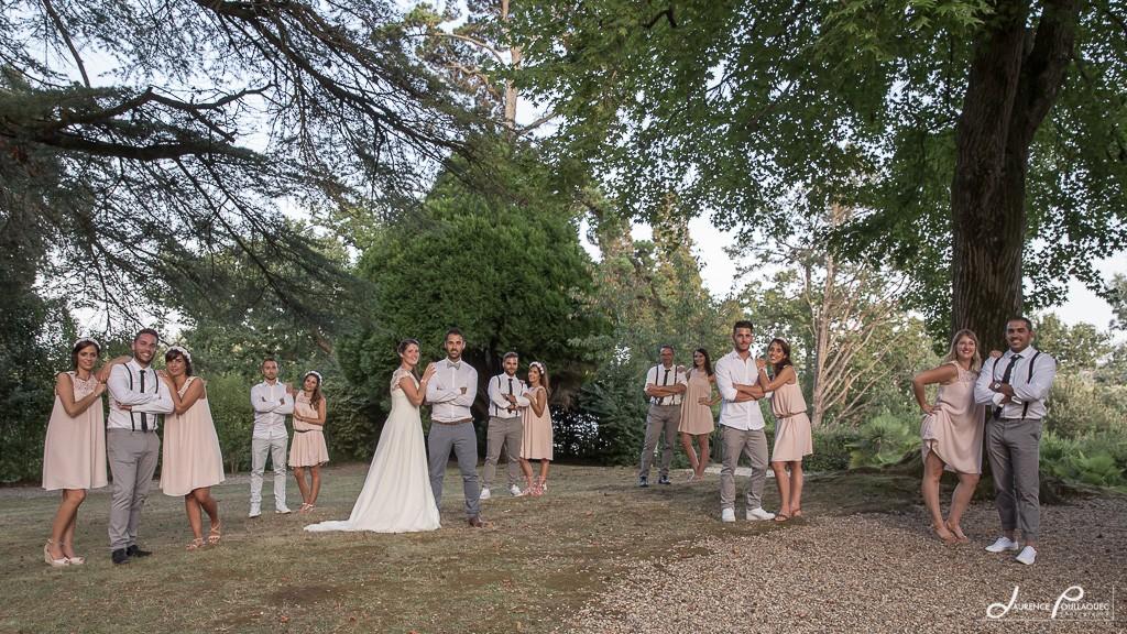 mariage domaine larbeou bayonne