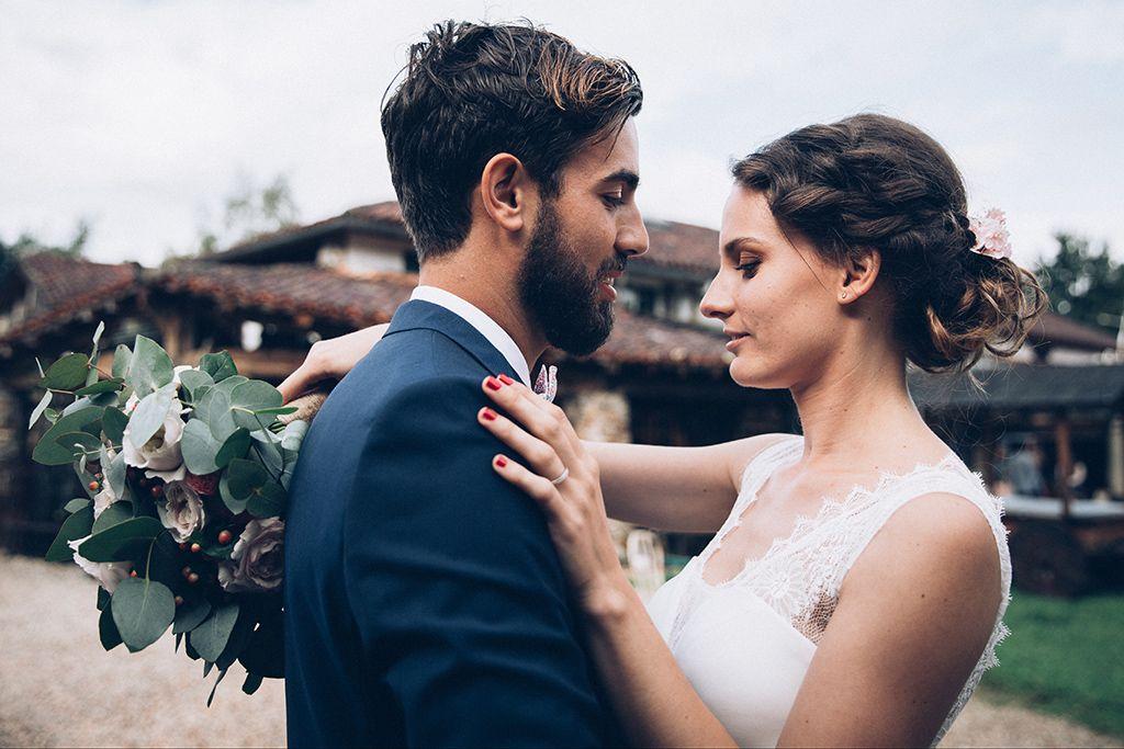 mariage elegant pays basque