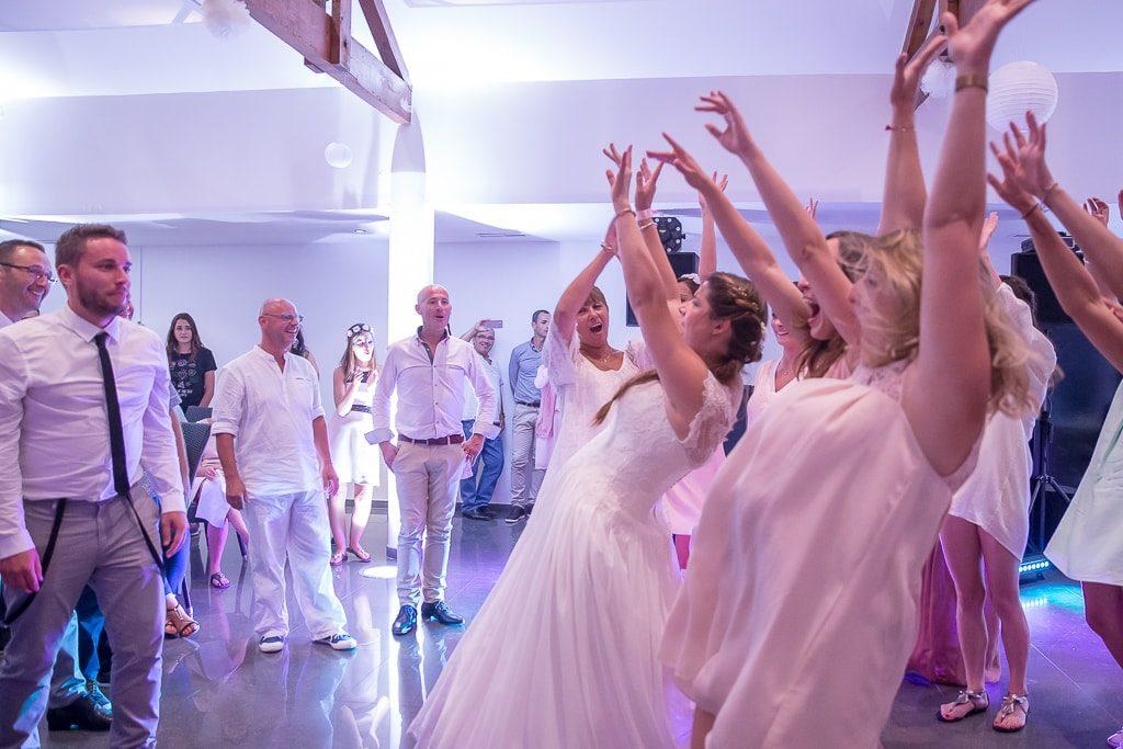 battle danse animation mariage