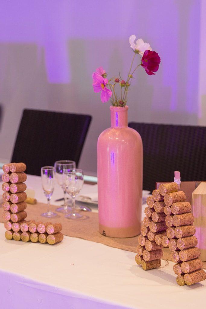 decoration bouchon de vin
