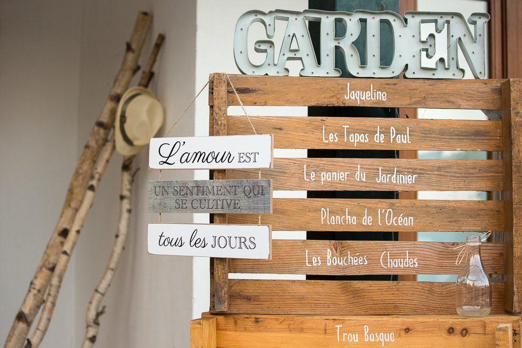 decoration reception mariage domaine de larbeou