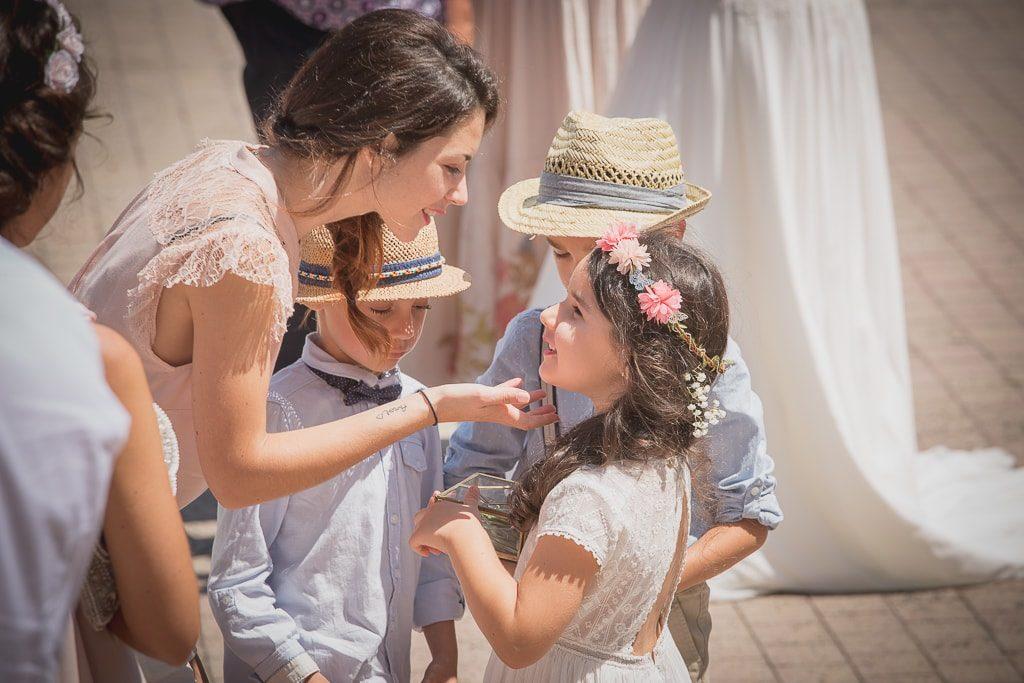 invites enfants mariage