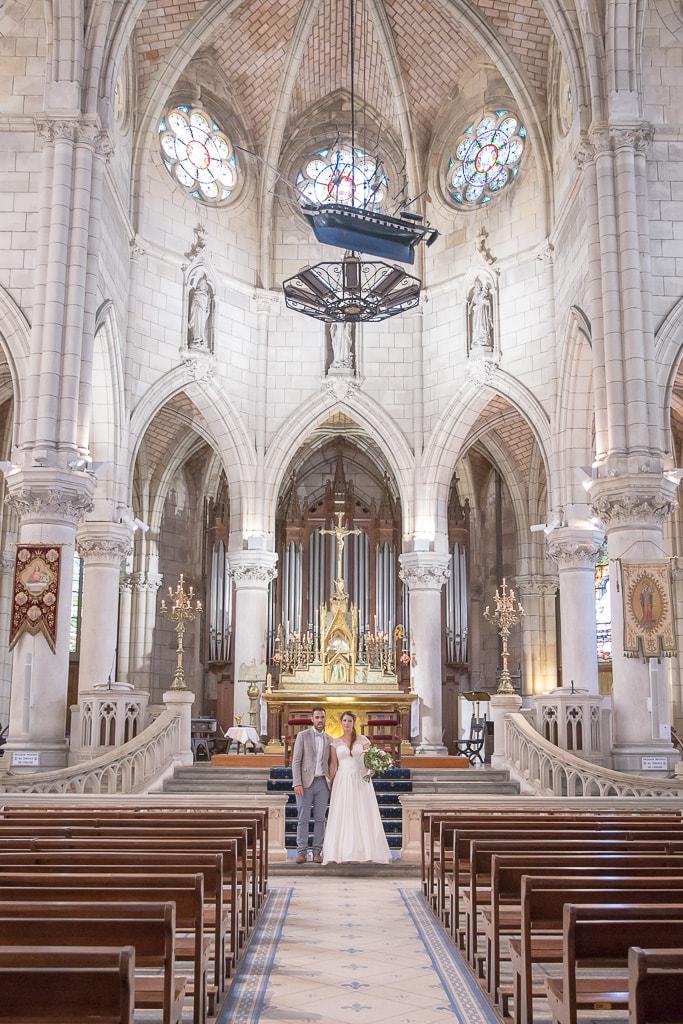 mariage religieux eglise biarritz