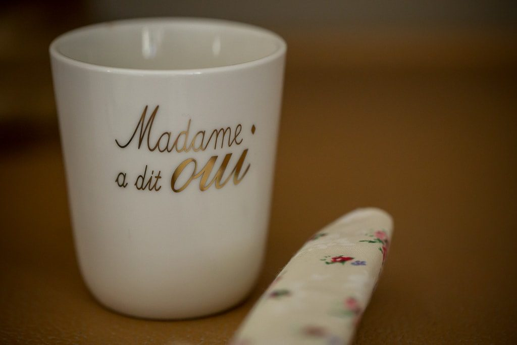 tasse madame a dit oui