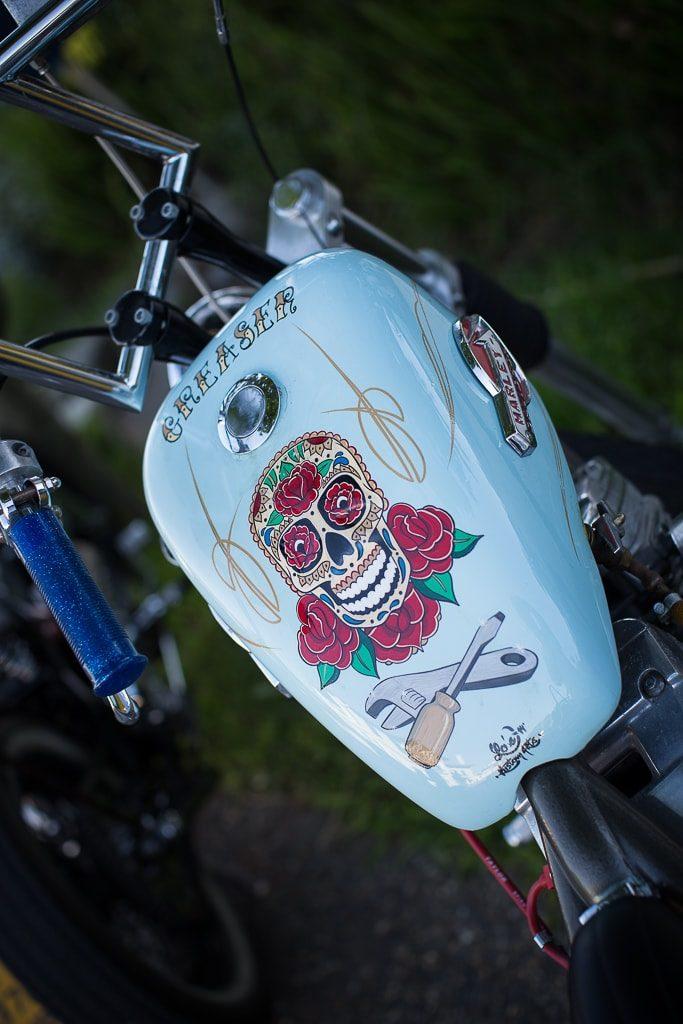moto wheels and waves