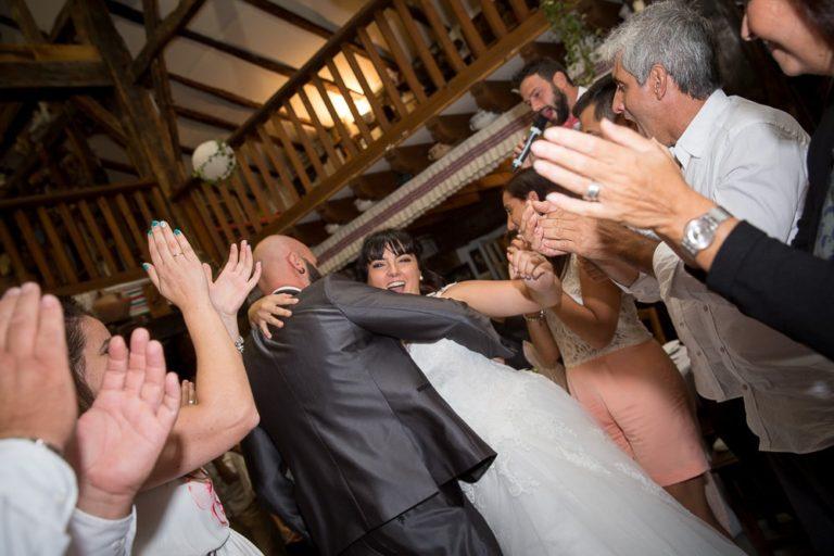 mariage ferme inharria saint pee