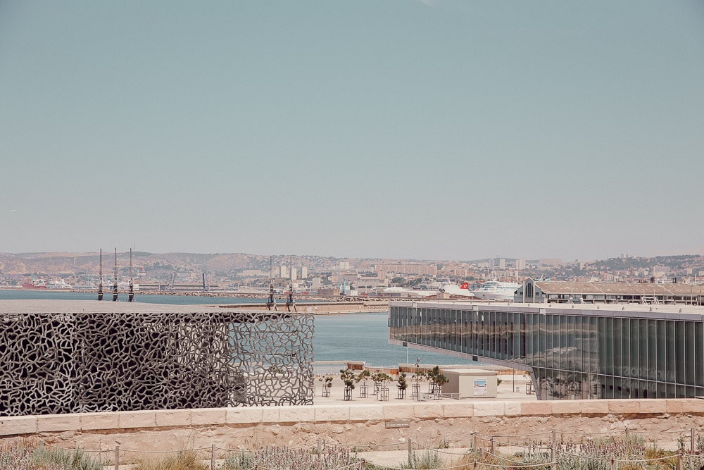 mucem port marseille