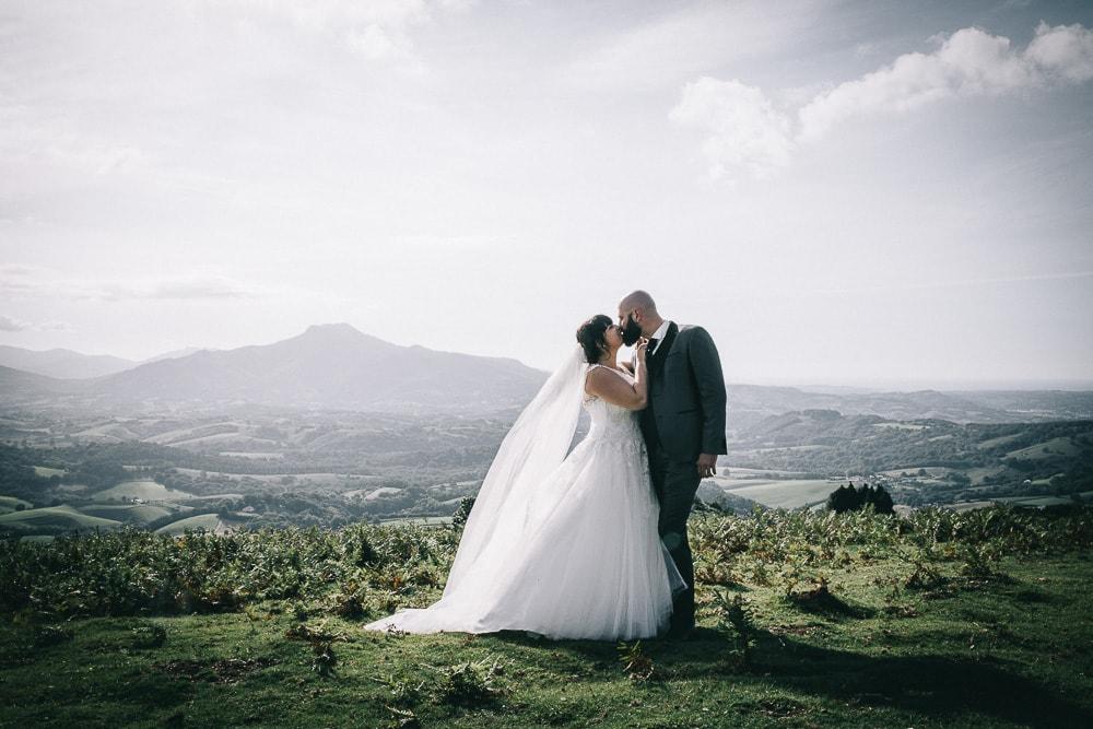 mariage ainhoa