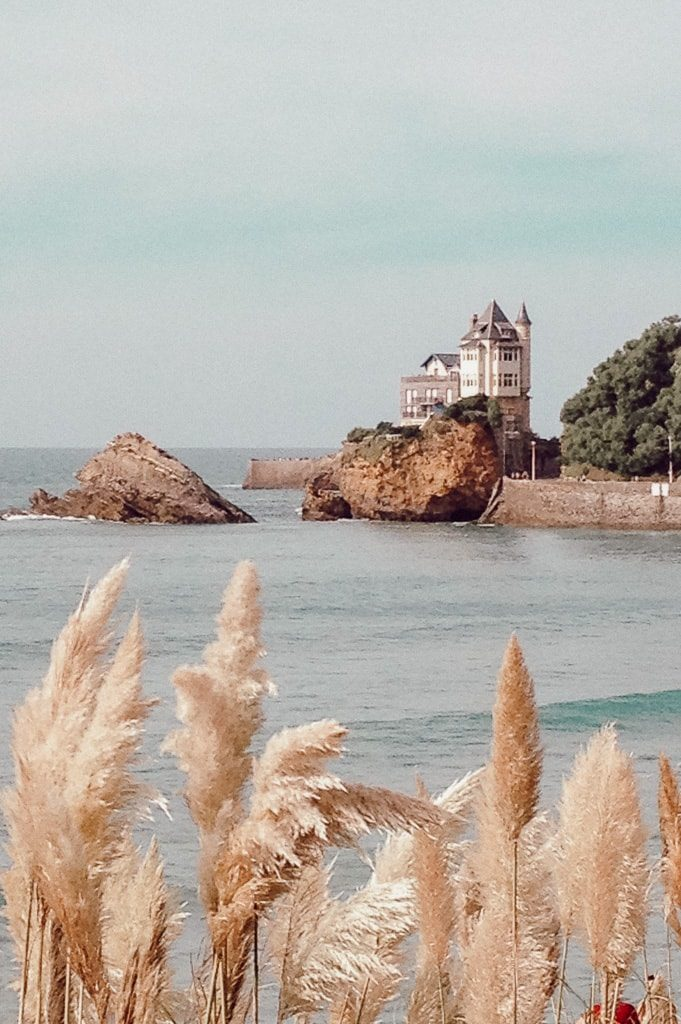 villa belsa biarritz