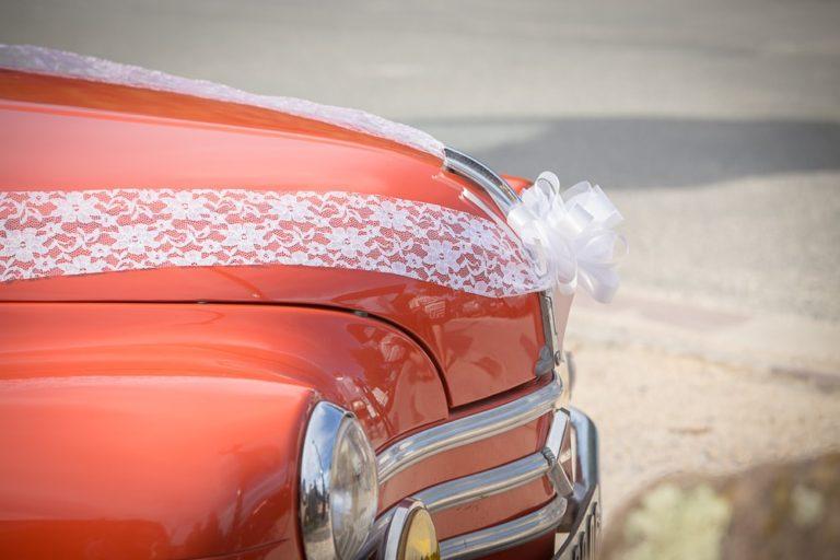 voiture mariage pays basque