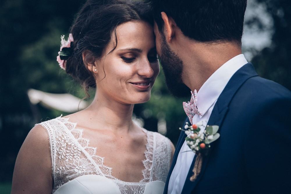 Mariage romantique à la ferme Inharria
