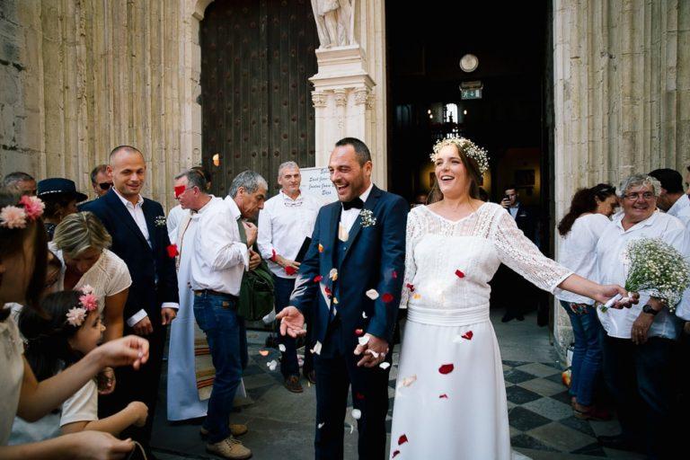 mariés saint jean de luz