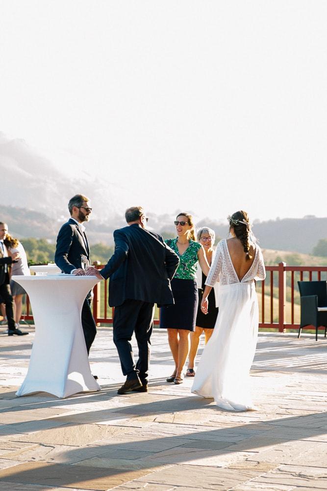 reception mariage la ferme aux piments
