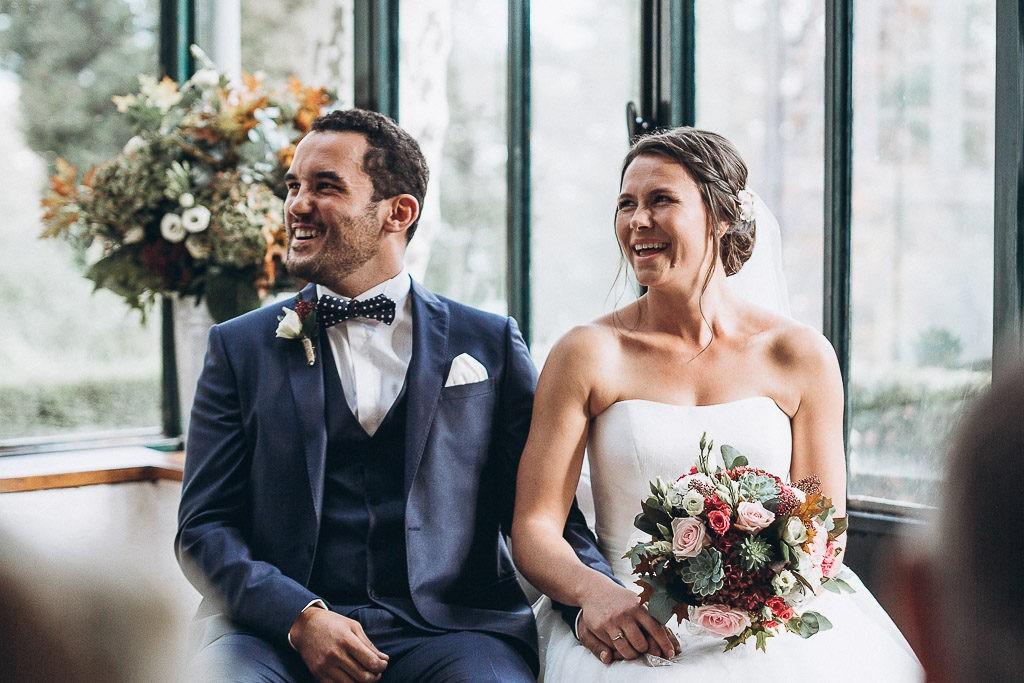 ceremonie mariage domaine de larbeou