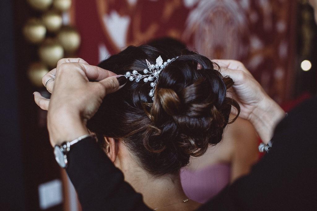 coiffure mariee le regina