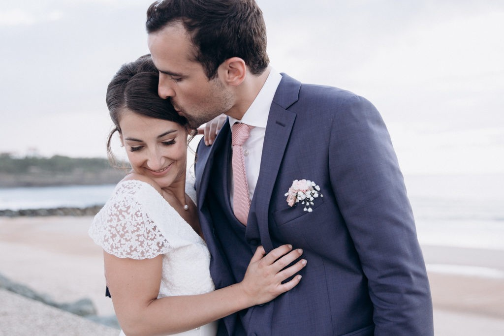 mariage elegant biarritz