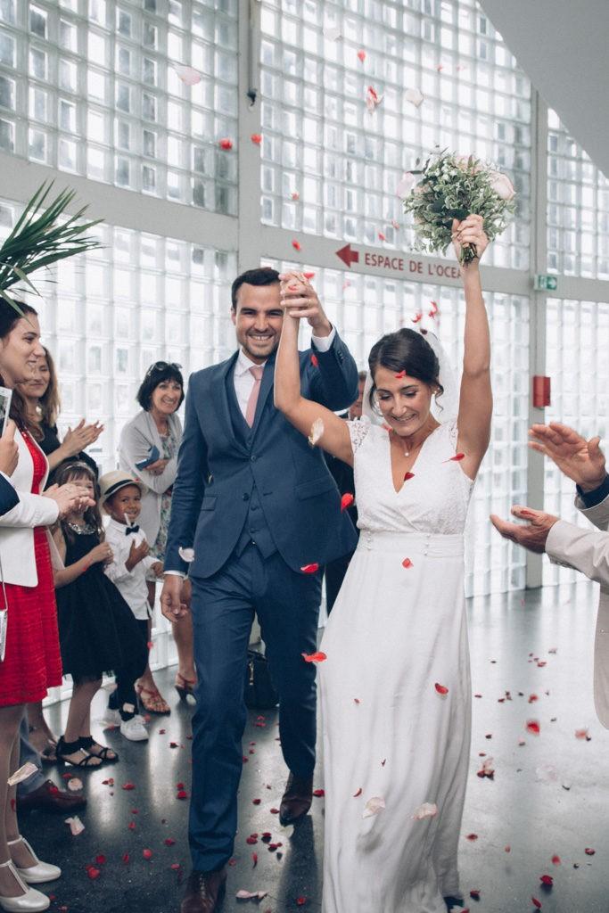 reception mariage espace ocean anglet