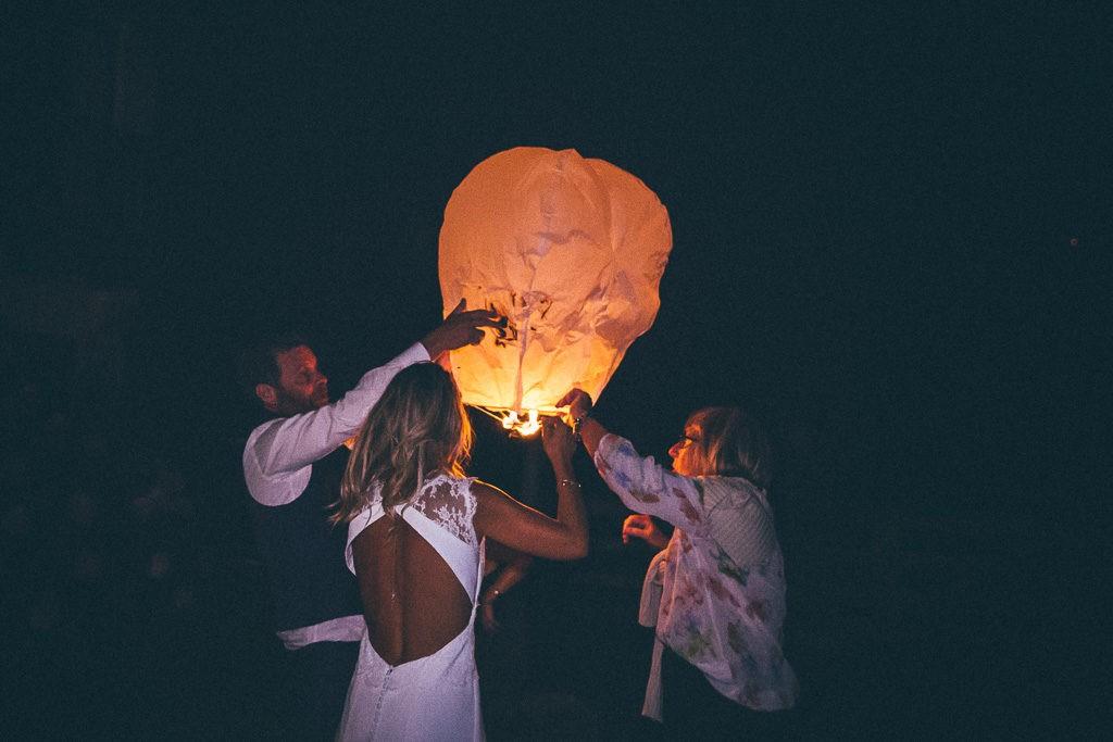 emak bakea mariage lanternes