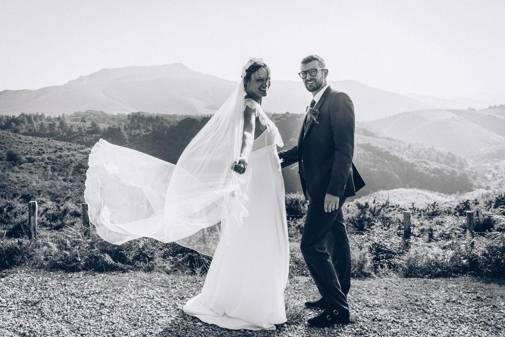 mariage montagne