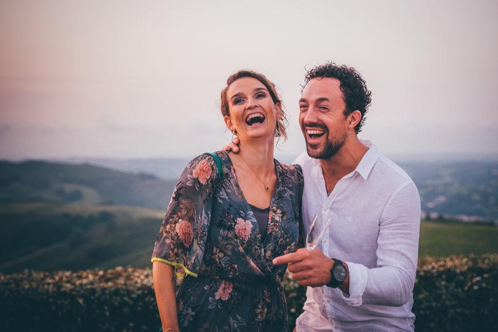mariage auberge kostakoak