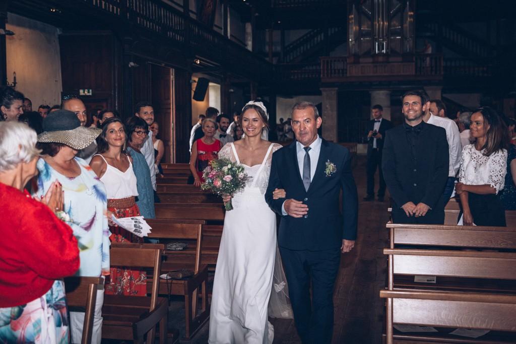 mariage eglise ciboure