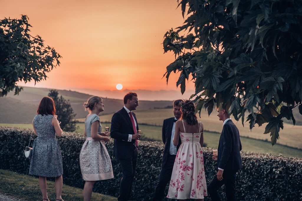 mariage reception montagne