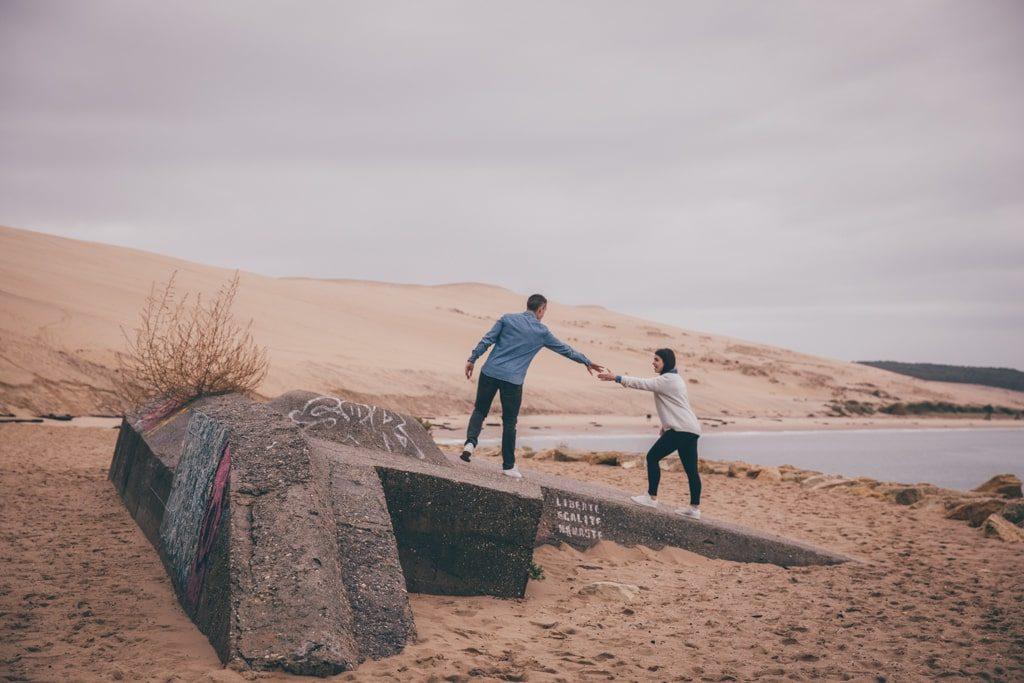 seance engagement dune du pilat
