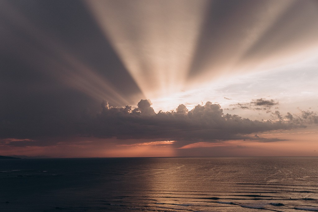 emak bakea sunset