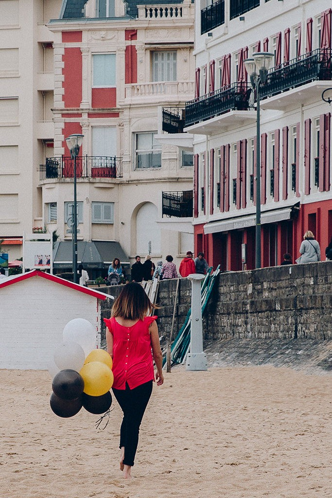 EVJF à la plage