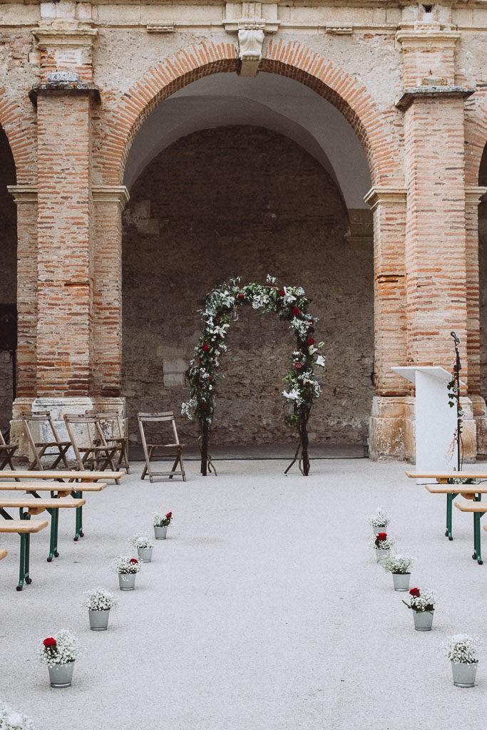 mariage couvent des jacobins saint sever