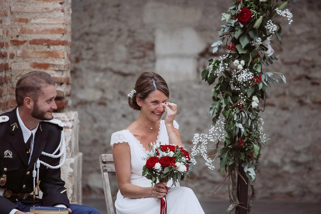 mariage saint sever