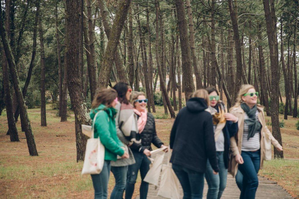 evjf arcachon dans les pins